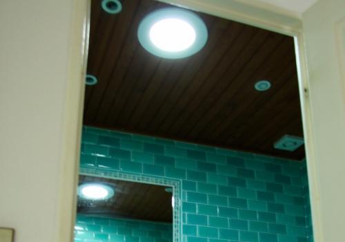 Puits de lumière - salle de bain - var