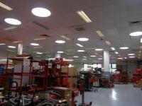 Puits de lumière Lightway - Industrie