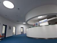 Puits de lumière Lightway® - Hall d'accueil