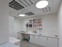 Puits de lumière Lightway® - Salle de préparation des soins