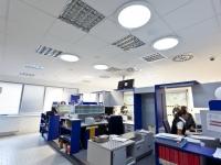 Puits de lumière Lightway® - Espace accueil public