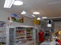 Puits de lumière Lightway® - Restauration rapide