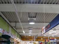 Puits de lumière Lightway® - Surface de vente