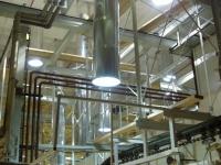 Puits de lumière Lightway® - Chaîne de production