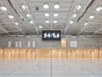 Puits de lumière Lightway® - Salle de sport